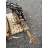 Lot 586 - NPK GH-2 Jack Hammer Attachments for Mini Excavator