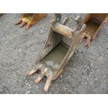 Lot 540 - Excavator Bucket