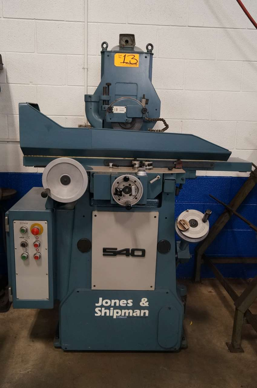 Michigan Production Machining Inc - Late Model Machining & Gear Equipment Surplus
