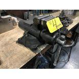 Wilton 101157 WF2 4'' Jaw Round Channel Bench Vise,