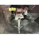 Baldor No. 662R Bench Grinder-Buffer
