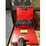 MHC industrial Supply (3) Pin Gage Sets