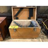 Set Of Micrometer Calipers