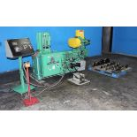 """Pines Vertical Hydraulic Tube Bender 