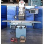"""2002 Southwestern Trax CNC Vertical Bed Mill 