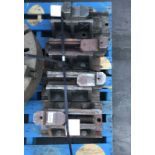 4 Top Jaws For Boring Mill, Located In: Huntington Park, CA - 8473HP