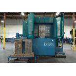 "1999 Kasuga Quantum 4-Axis Dual Pallet CNC Horizontal Machining Center | 30"" x 30"" x 25"""
