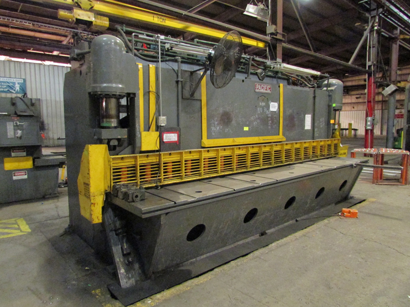 Fabrication & Metalworking Machinery Sale - Over 100 Machines! Featuring: Bar Feeders, Beading, Flanging, Crimping, Forming, Tube Bending & More