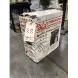 Powerstream Pro Tankless Electric Water Heater, Model RP27PT