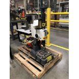 Sossner Pneumatic Impact 8.5 Ton Press, Model MB35, S/N 073109