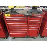 Waterloo 15-Drawer Rolling Toolbox