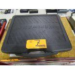 Westward 1PZ54 110 Pc. Carbon Steel Tap & Die Set