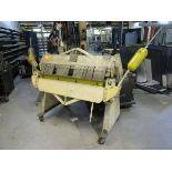 "Jet BP-1248F 48"" Mobile Box & Pan Brake"
