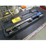 "CDI 2503TAA 1/2"" Drive Swivel Head Digital Torque Wrench"