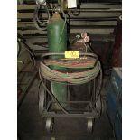 4-Wheel Torch Cart