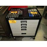 Homak 5-Drawer Rolling Tool Box