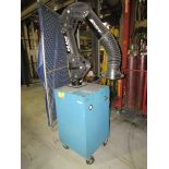 2011 Airflow Systems Inc. 7 Portable Fume Extractor w/ E-Z Flex Arm