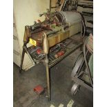 Ridgid 535 Pipe Threading Machine