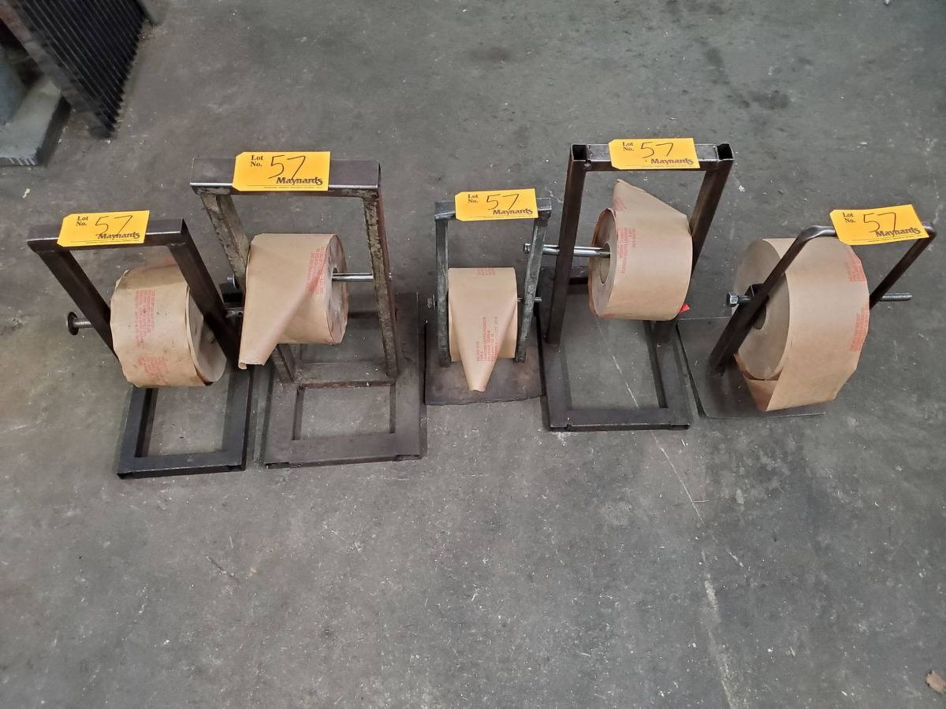 Lot 57 - Mil-PRF-1216 Type II Moisture Barrier Packaging