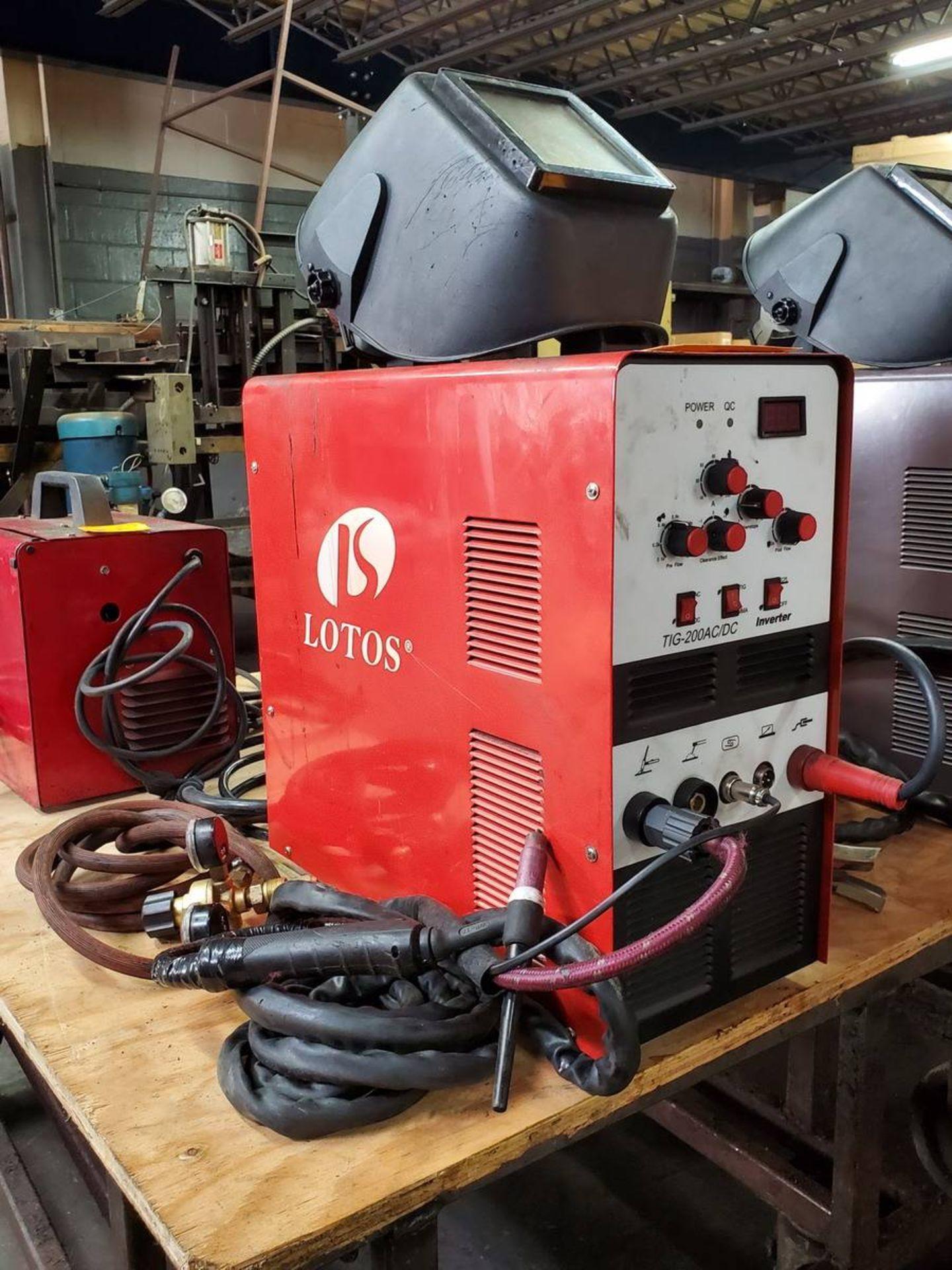Lot 93 - Lotus Tig200ACDC Welder