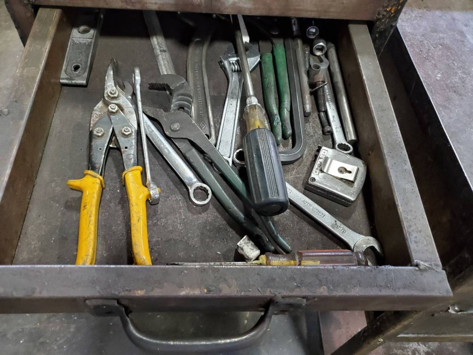 (1) Rolling 2-Drawer Toolbox; (1) 2-Drawer Toolbox - Image 5 of 5