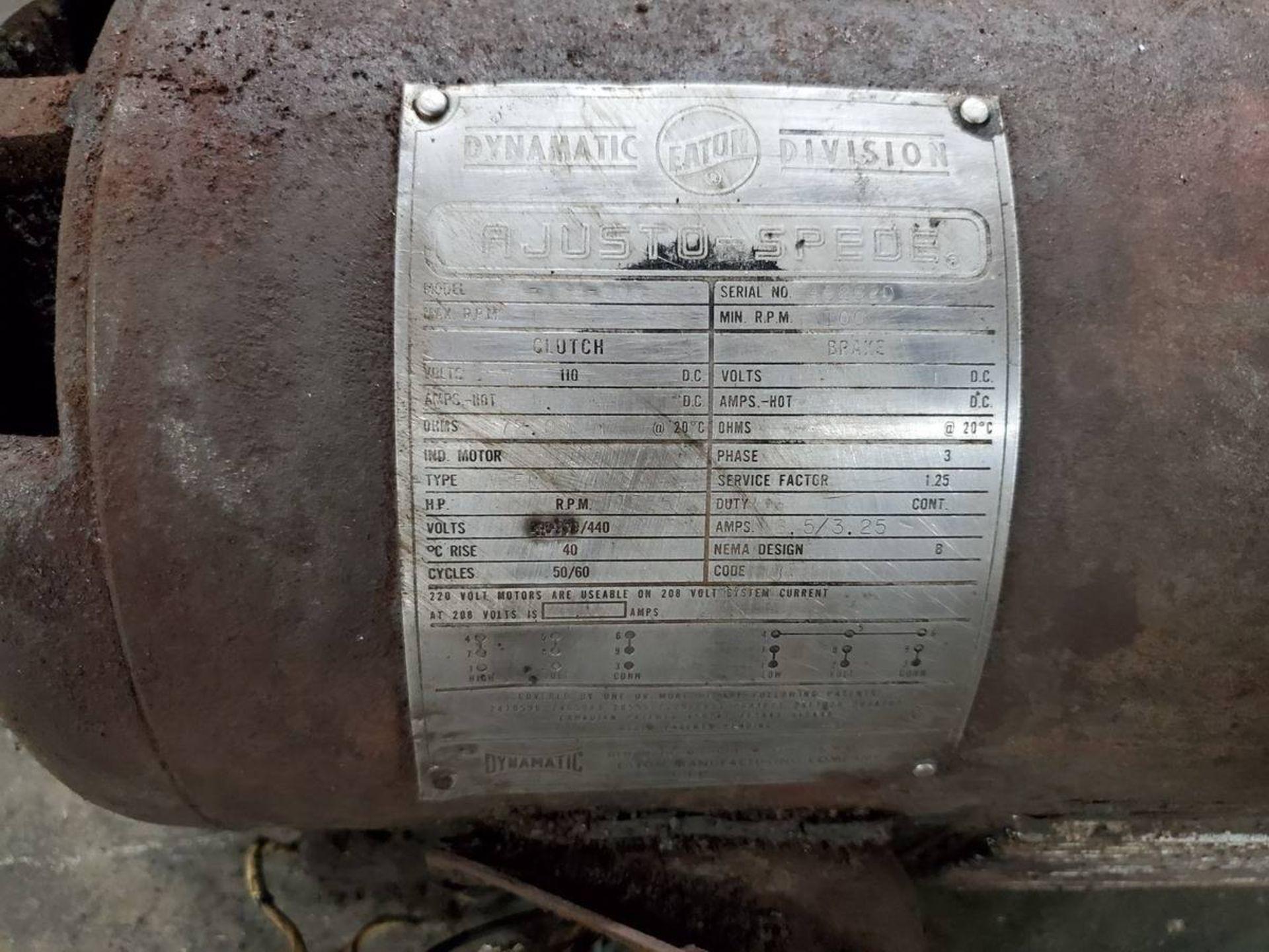 Lot 109 - Motors & Gearboxes