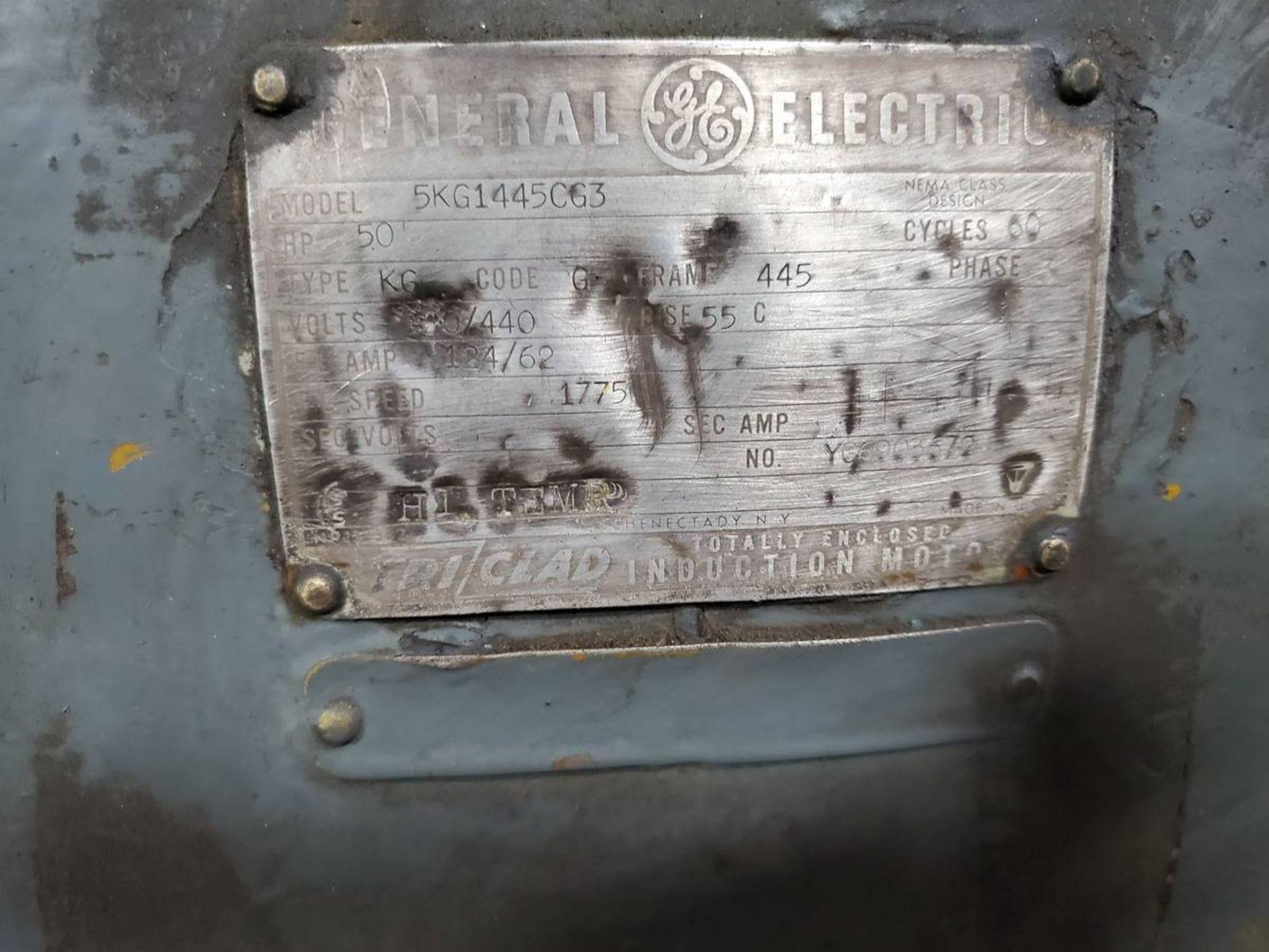 Lot 104 - GE Motor