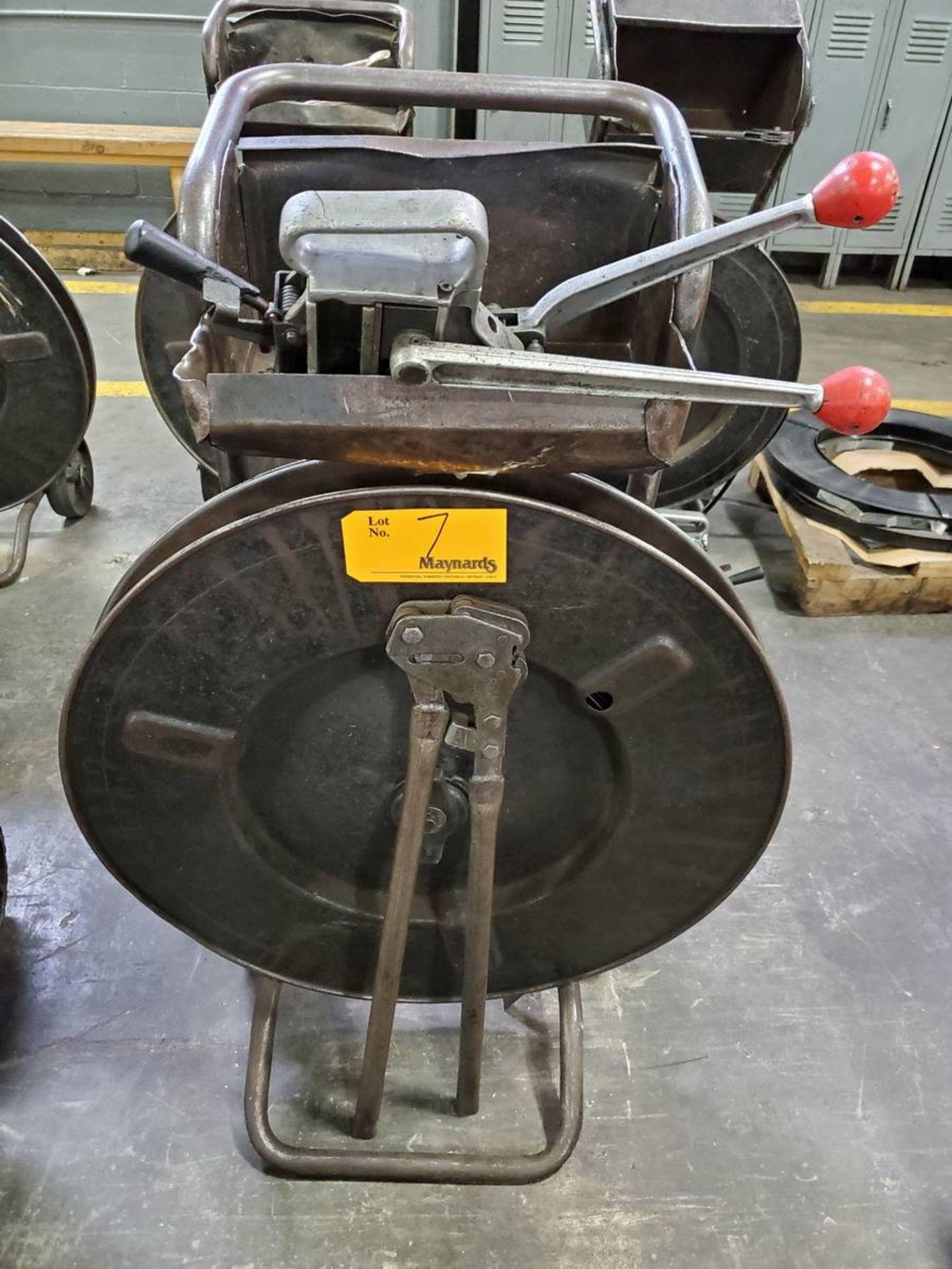 Lot 7 - Signode Banding Cart