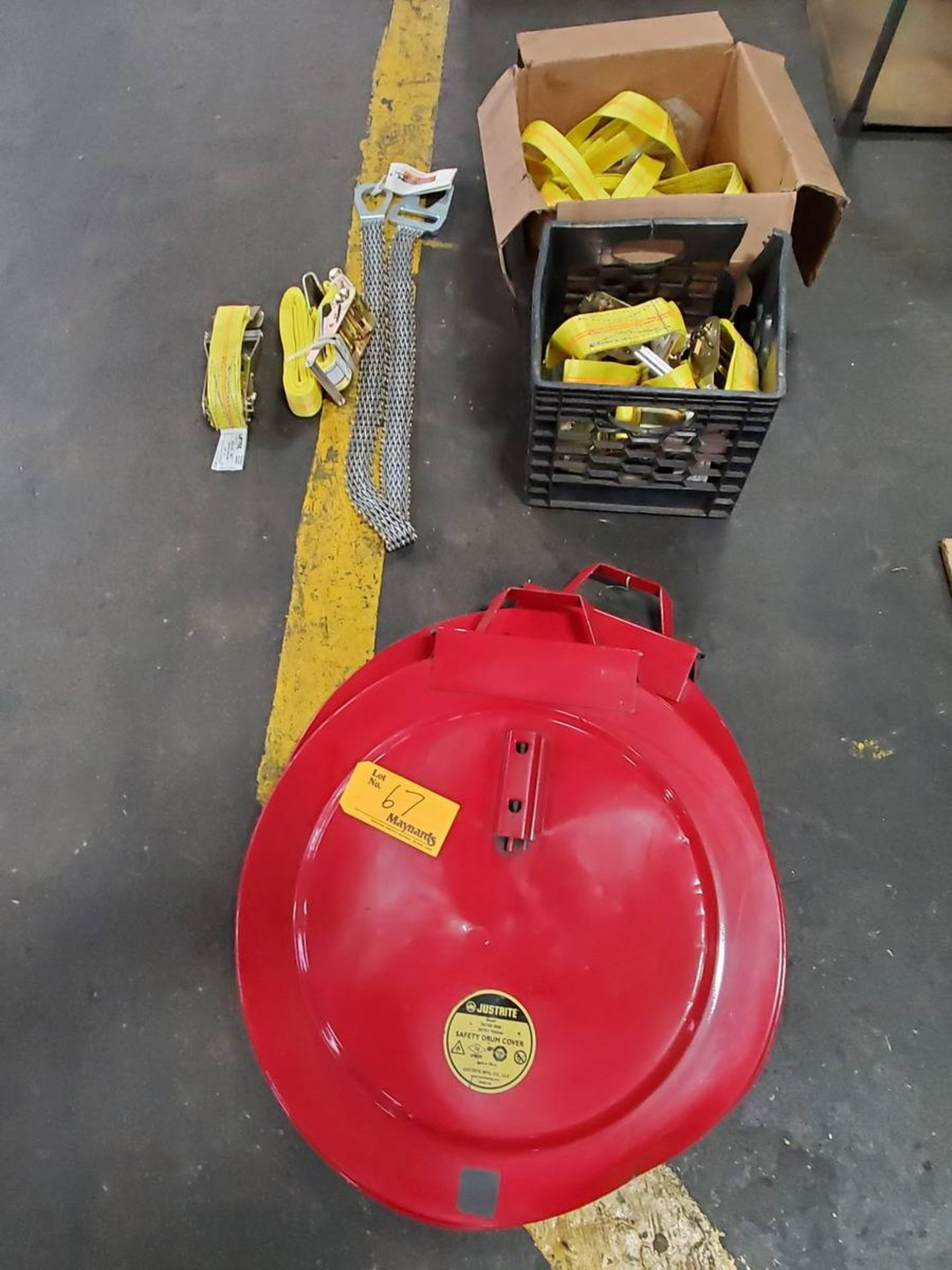 Lot 67 - Lot Of Safety Equipment