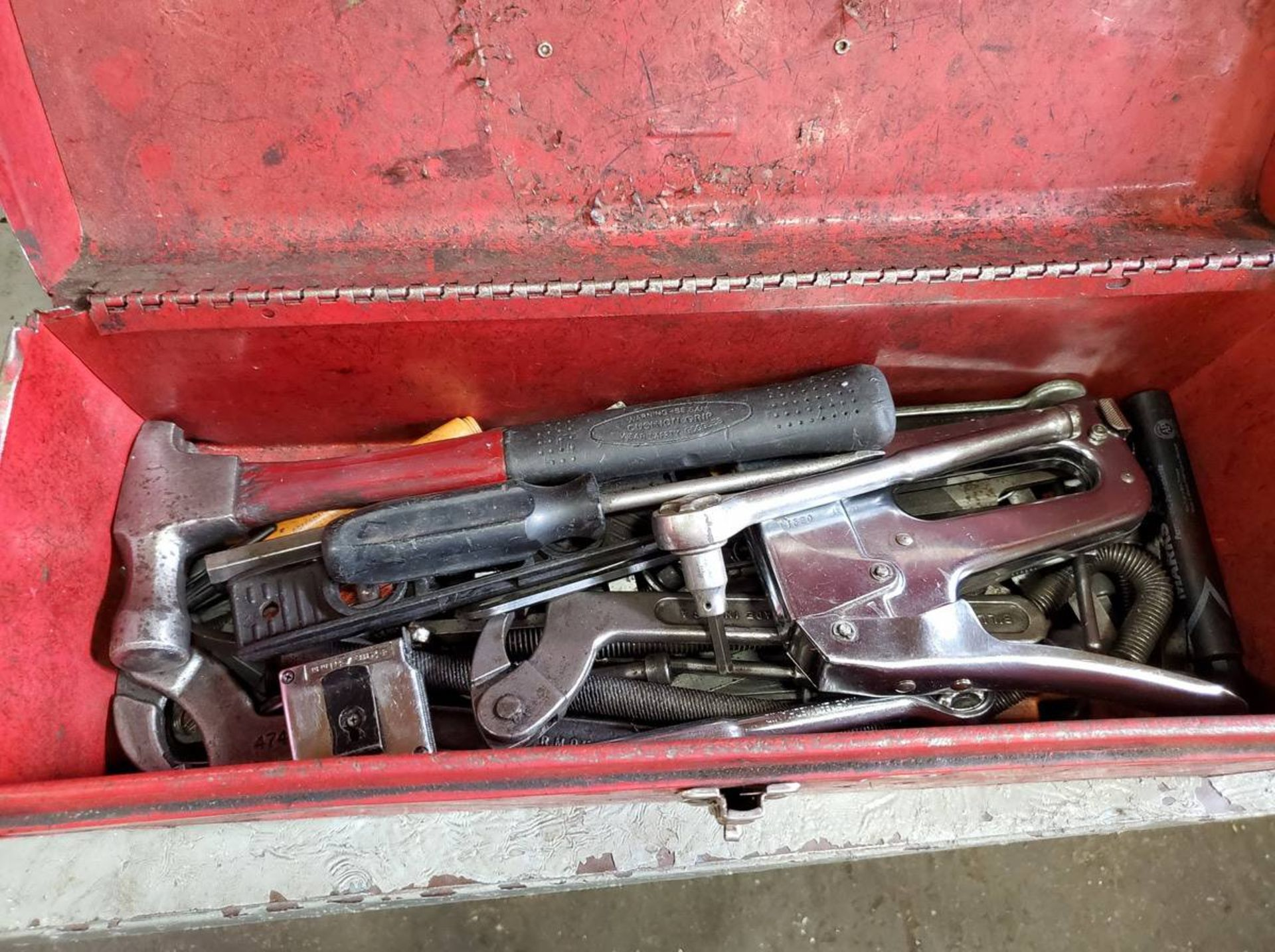Lot 23 - Hand Carry Toolbox