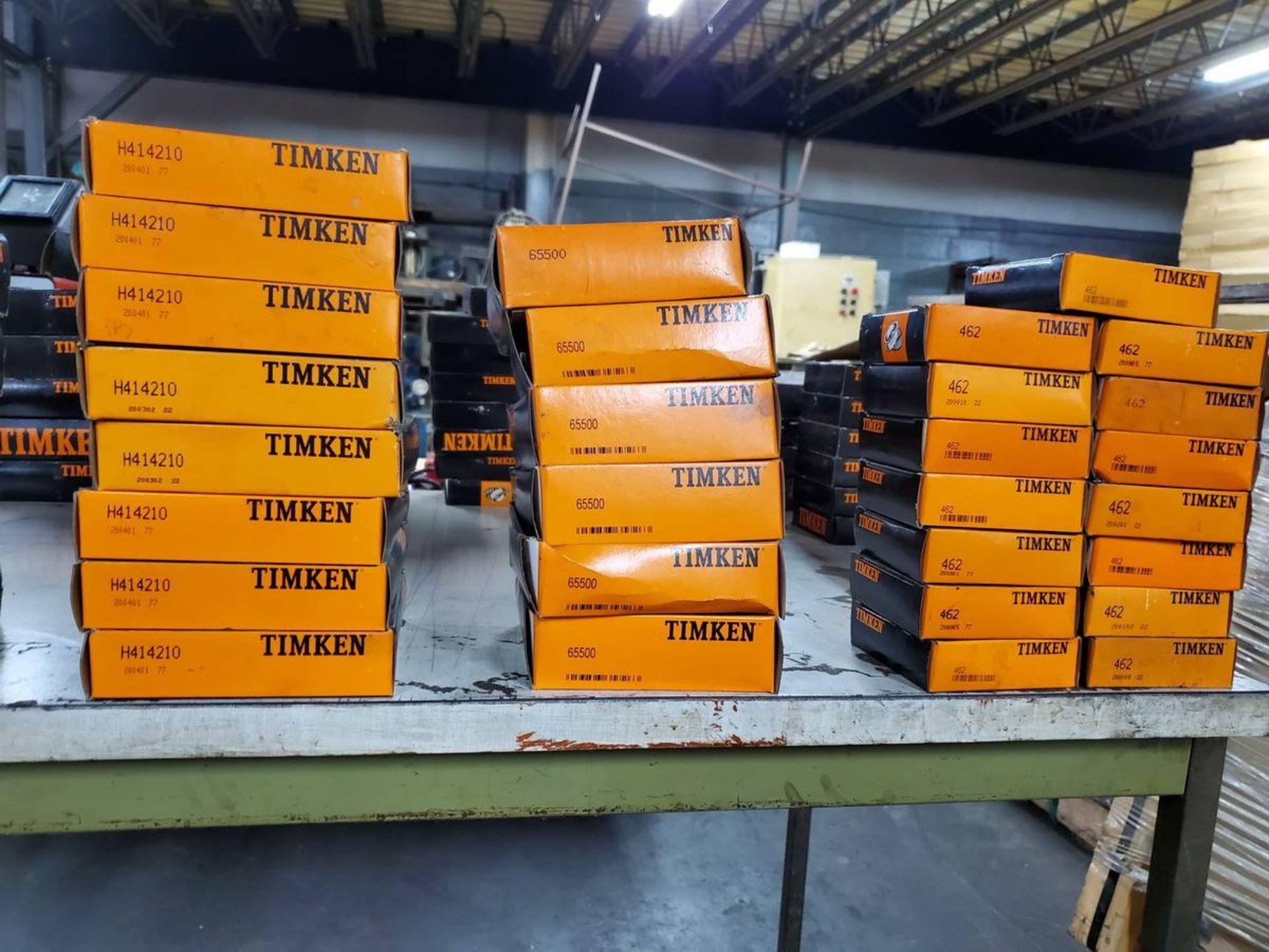 Lot 50 - Timken Bearings