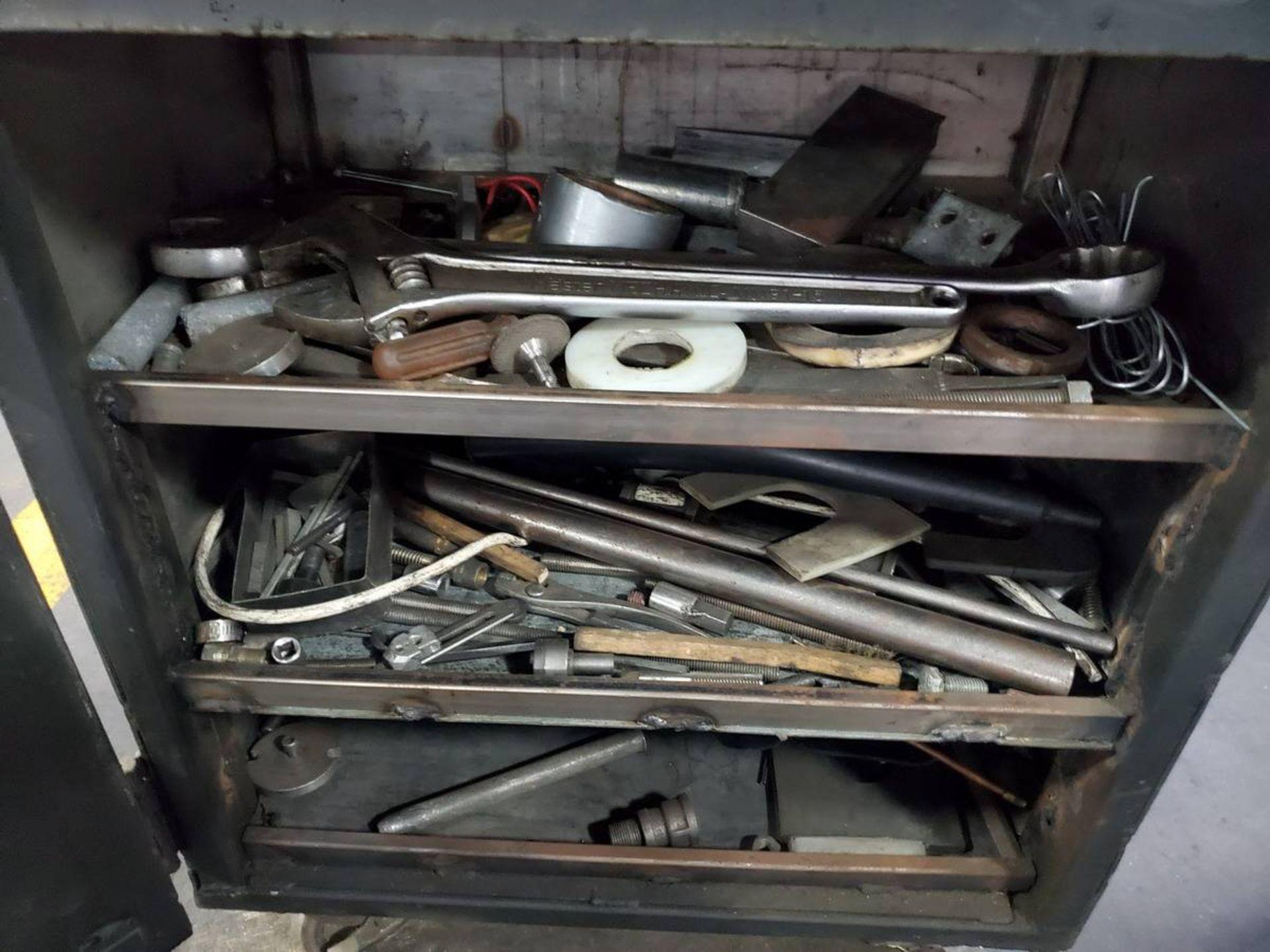 Lot 16 - Rolling 1-Door Toolbox