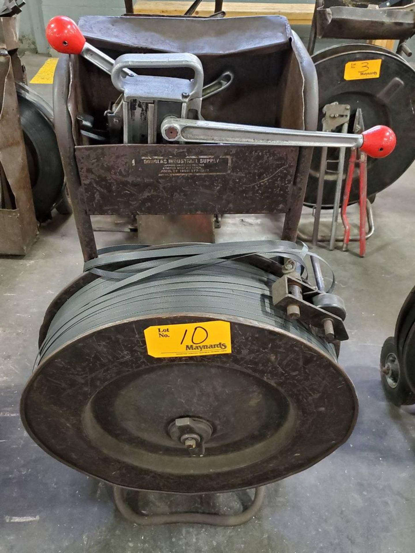 Lot 10 - Douglas Banding Cart