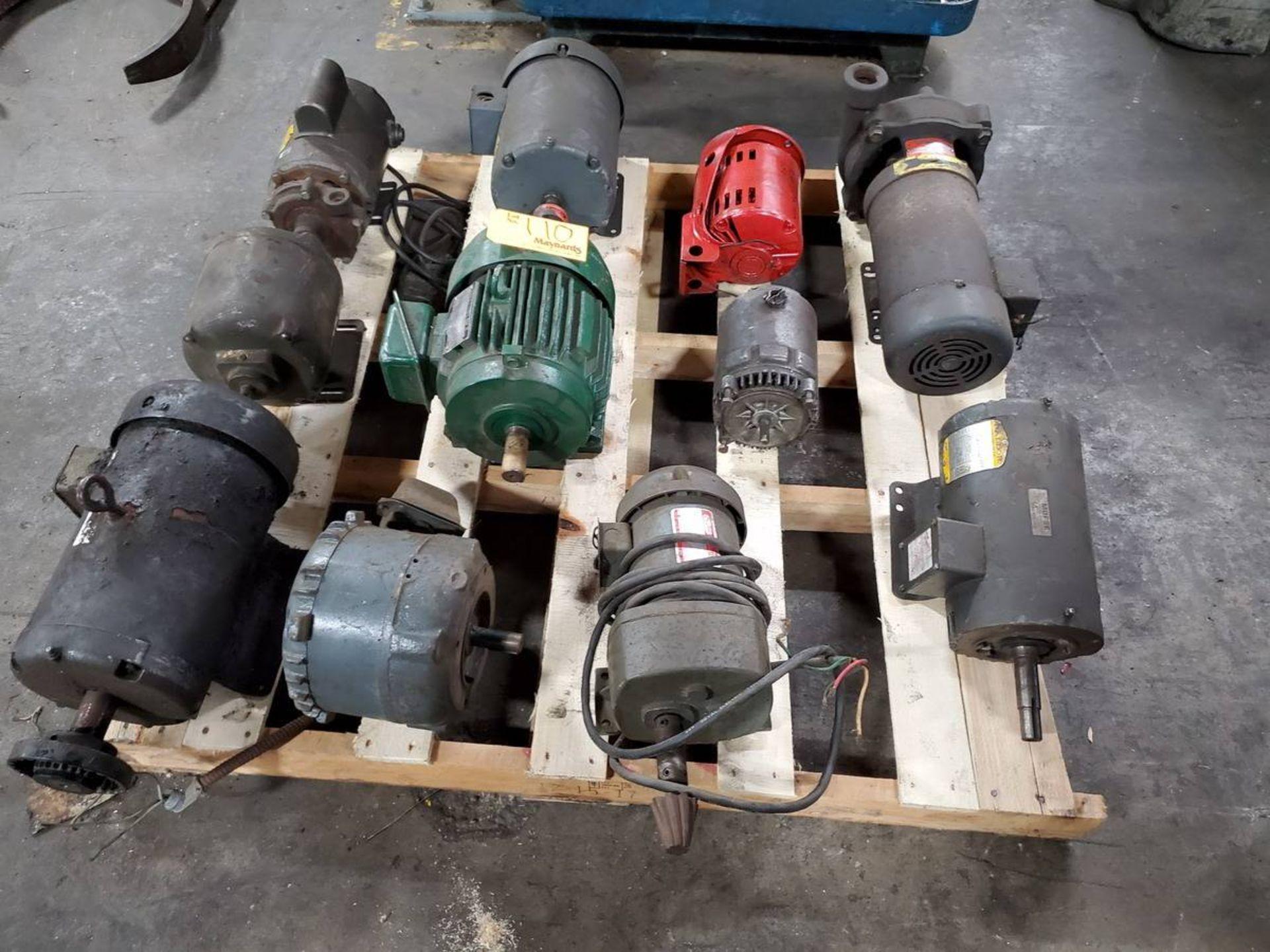 Lot 110 - Motors