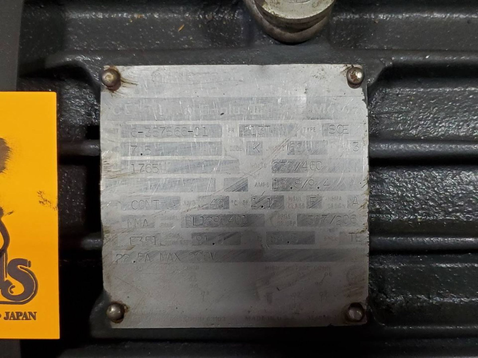 Lot 108 - Century Motor