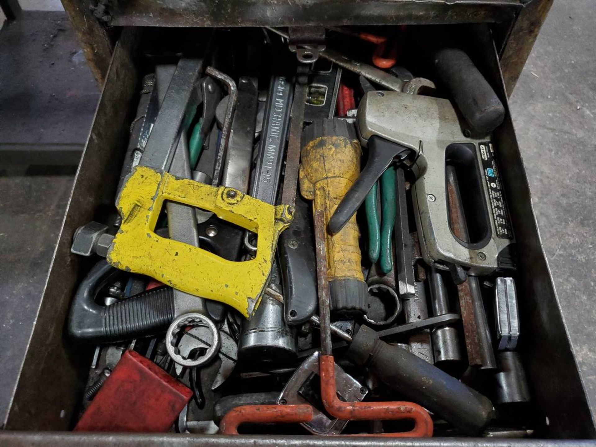 (1) Rolling 2-Drawer Toolbox; (1) 2-Drawer Toolbox - Image 3 of 5