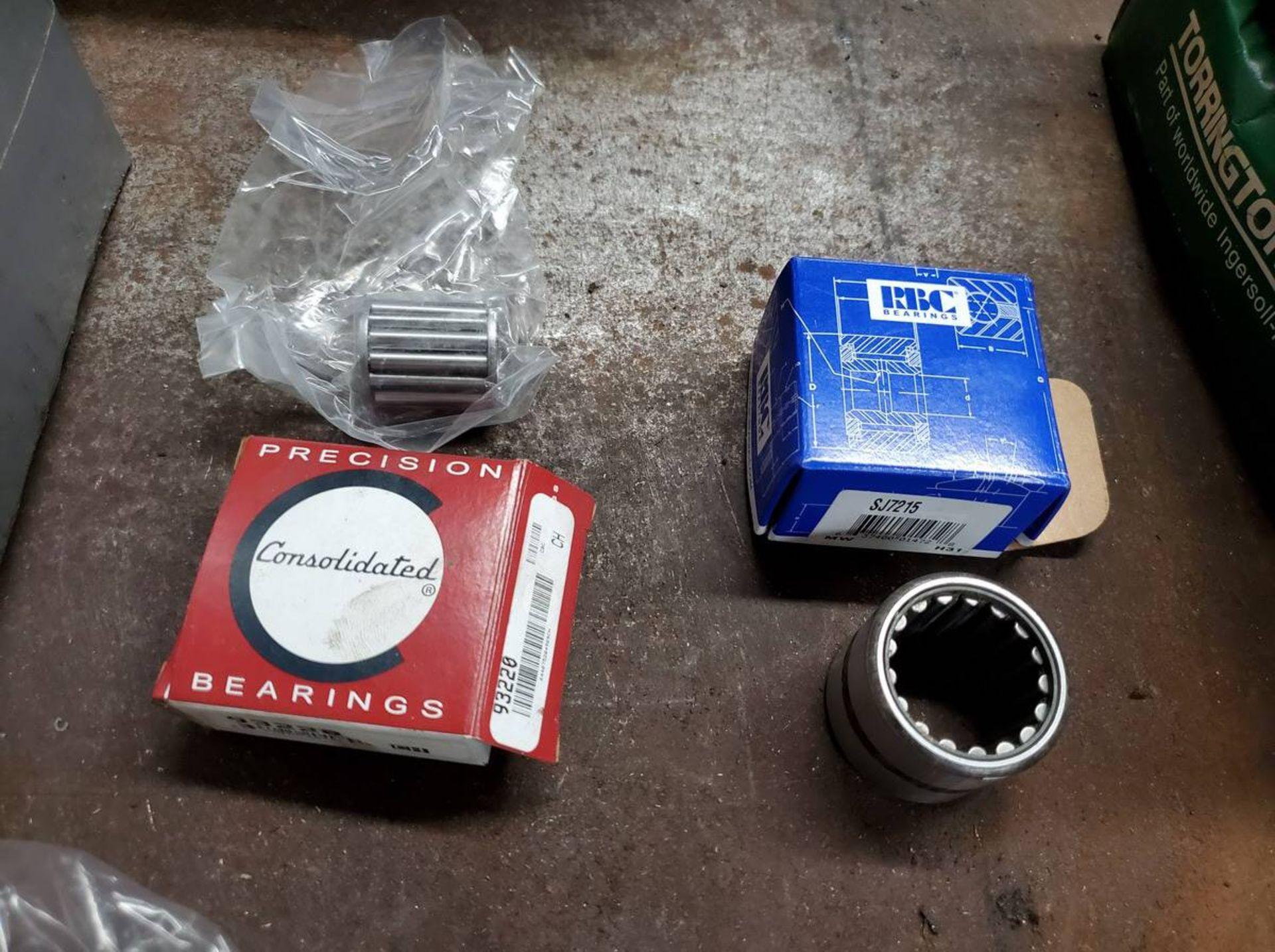 Lot 52 - Various Mfg's: Timken,Bower/BCA,etc Bearings