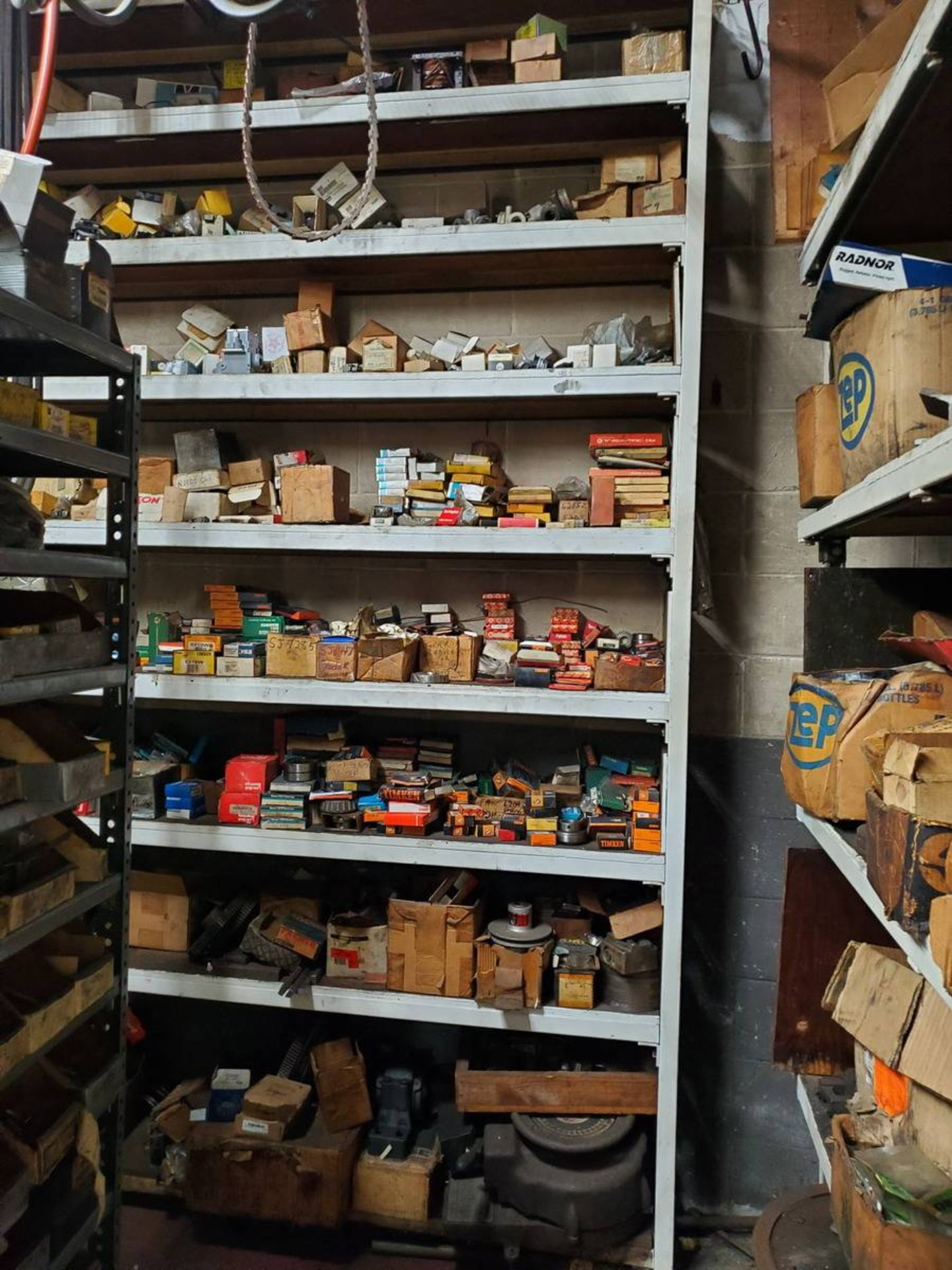 Lot 53 - Maintenace Room Lot