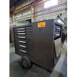 Kennedy Rolling 7-Drawer Toolbox