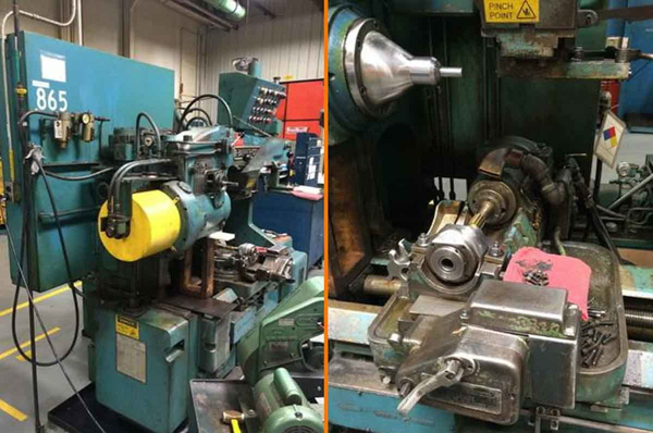 Metalworking, Fabrication & Machining & Plant Support Equipment Auction – Shears, Presses, CNC Table Router, Angle & Pinch Rolls, Lathes & More