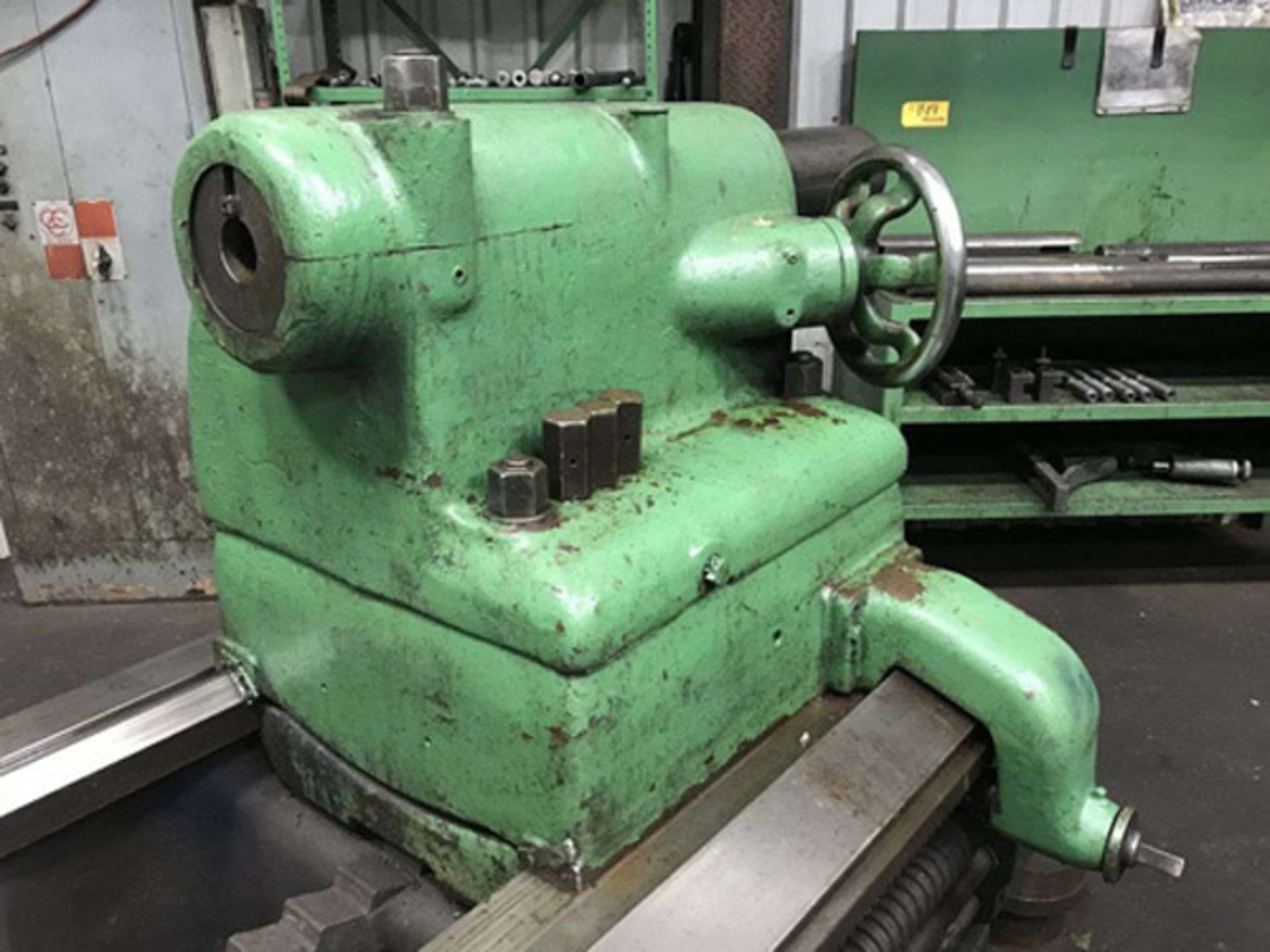 "Lot 15 - Leblond Heavy Duty Engine Lathe | 60"" x 100"", Mdl: #50, S/N: NR153 - 7992P"