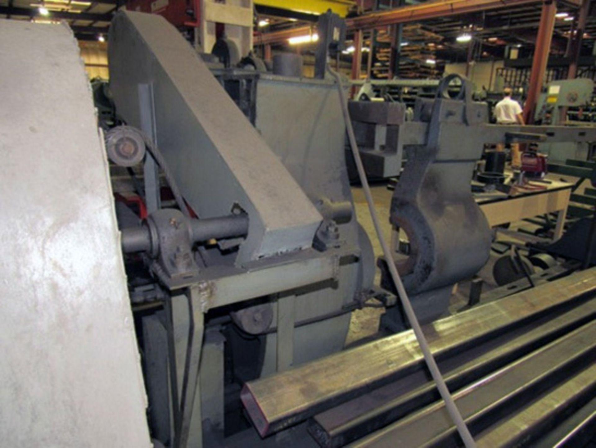 "Rogers Hydraulic Wheel Press | 100-Ton x 120"", Mdl: 2877, S/N: N/A - 8097P - Image 5 of 7"