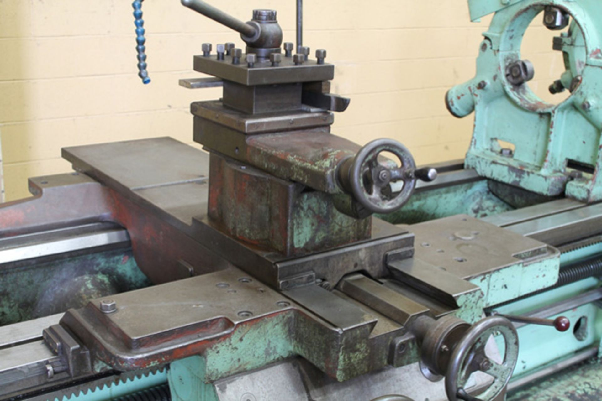 """TOS Engine Lathe 