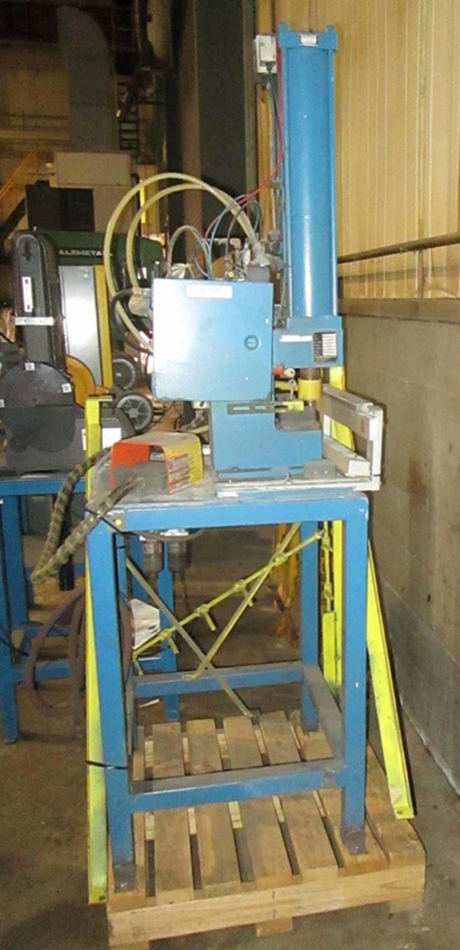 1996 Tox Air Press | 15-Ton, Mdl: CEB-15, S/N: 669-94-304 - 6513P