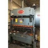 "Heim Straight Side Double Crank Press | 40-Ton x 56"" x 22"", Mdl: S2-40, S/N: H-3668 - 6932P"
