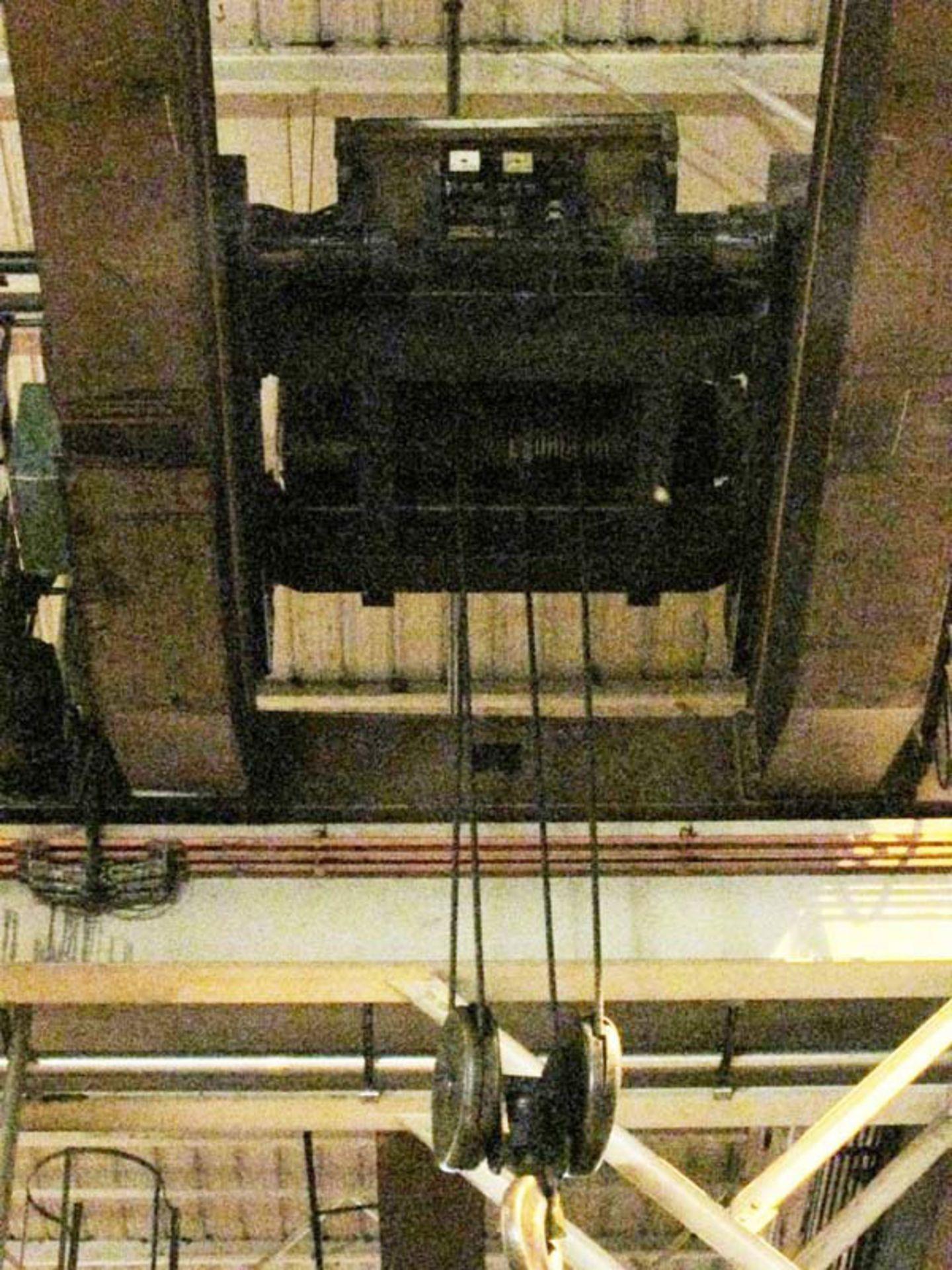 Demag Top Riding Double Girder Bridge Crane | 25-Ton x 50', Mdl: N/A, S/N: 75066 - 8398P - Image 5 of 10