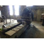 "Williams & White 100 Ton Hydraulic Bulldozer | 12"" x 60"" Cross Head; S/N: 0-3154, Located In:"
