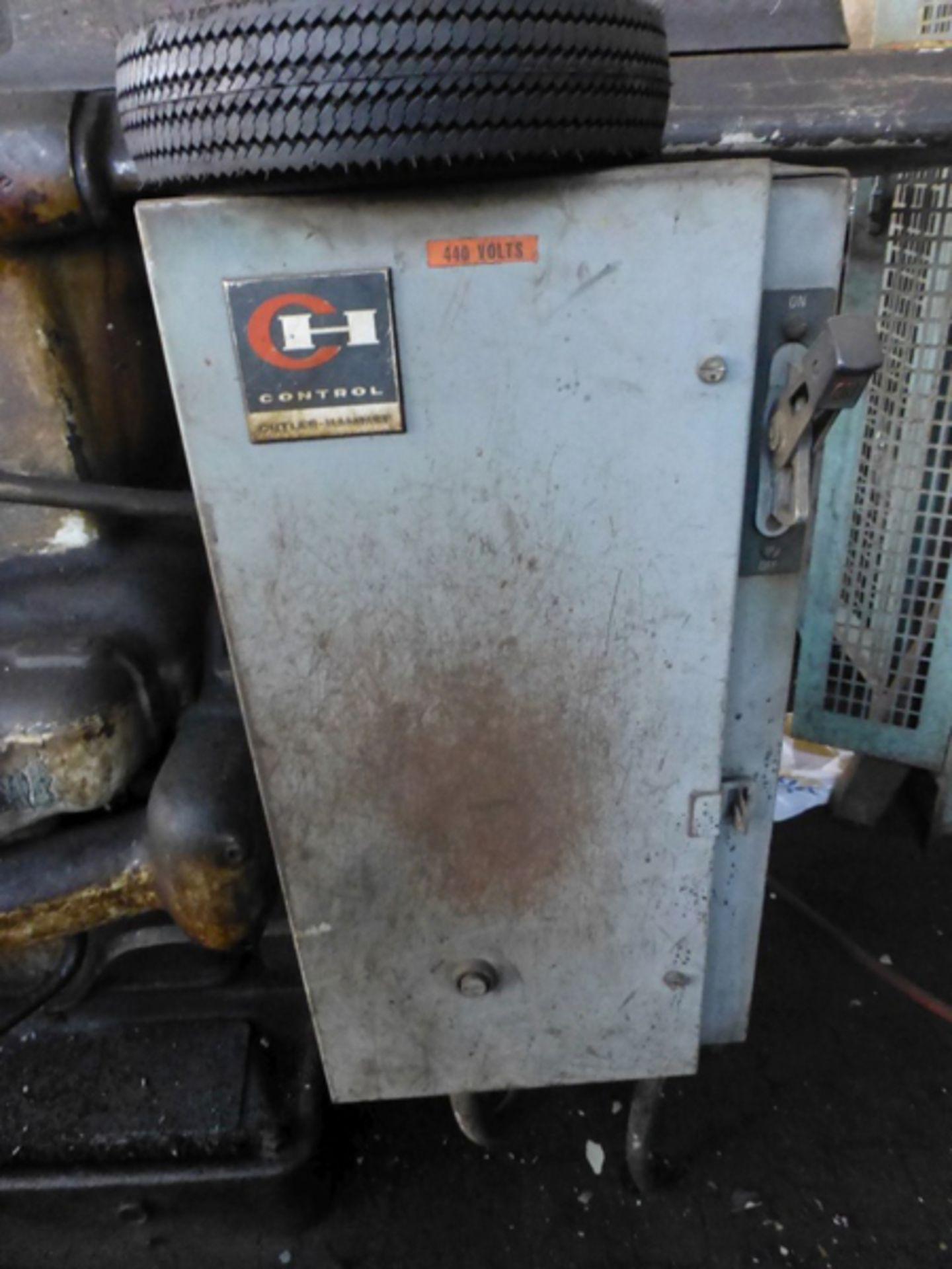 "Lot 7A - Cincinnati 36"" Heavy Duty Shaper, Located In: Huntington, West Virginia - 8834P"