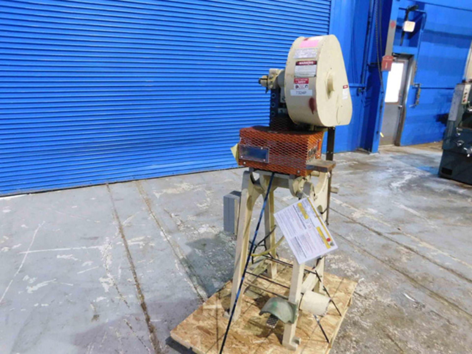 Lot 29 - Alva Allen OBI Punch Press | 5-Ton, Mdl: BT-5, S/N: GJD63853 - 7324P
