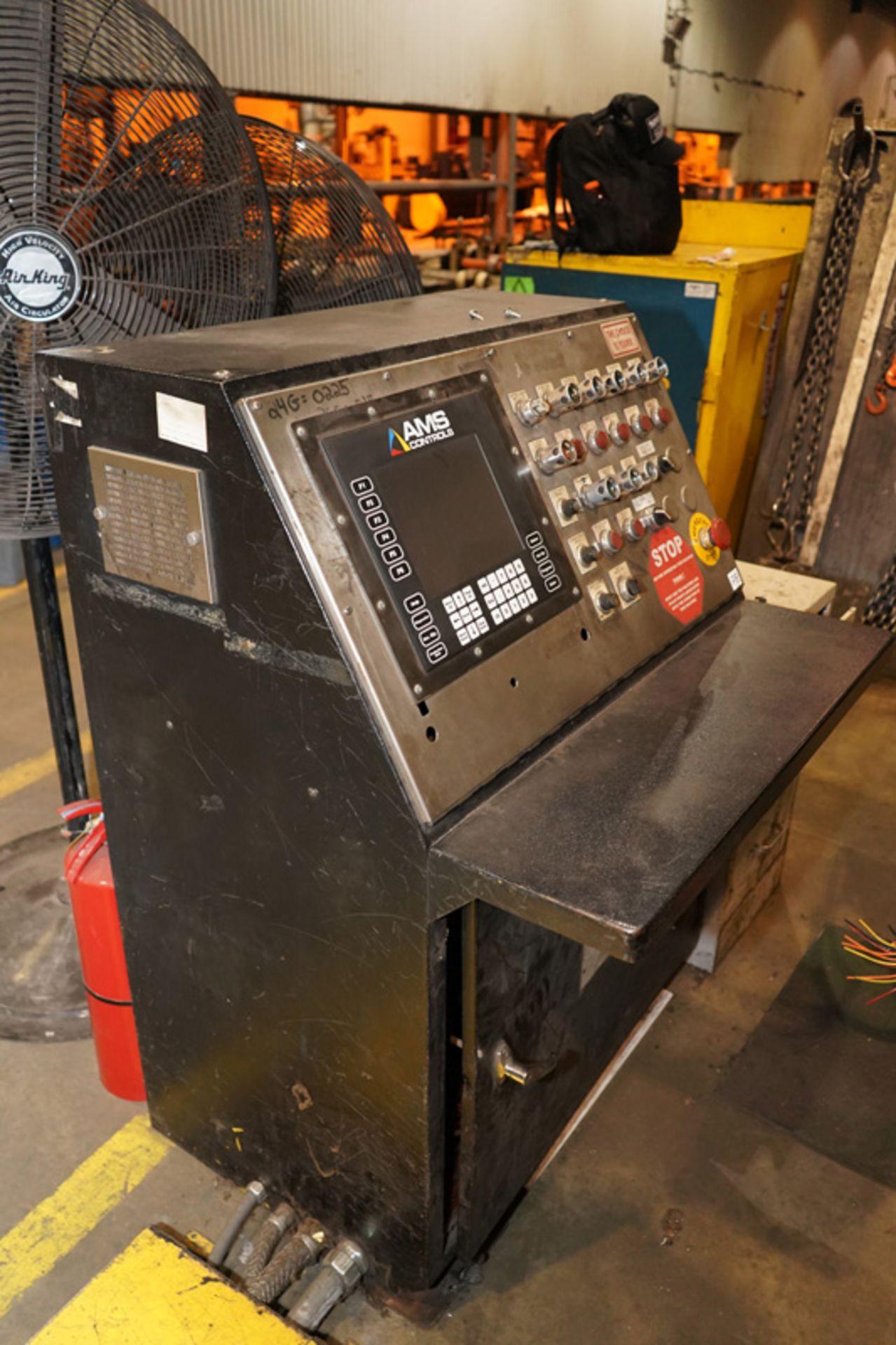 "Lot 45 - 1995 Bradbury Double High Corrugated Siding Panel Rollformer | 28 Stand x 44"" RS x 3.5"" Shaft,"